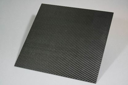 Picture of Bouwplaat Carbon 230x230x0,8mm